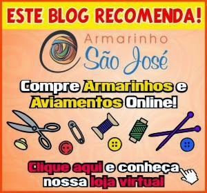 Armarinho São José, EU RECOMENDO!