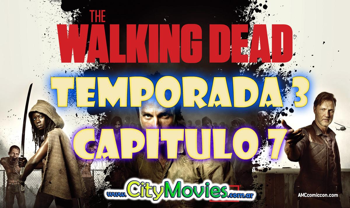 Walking dead temporada 3 capitulo 7 cuando los for Puerta walking dead