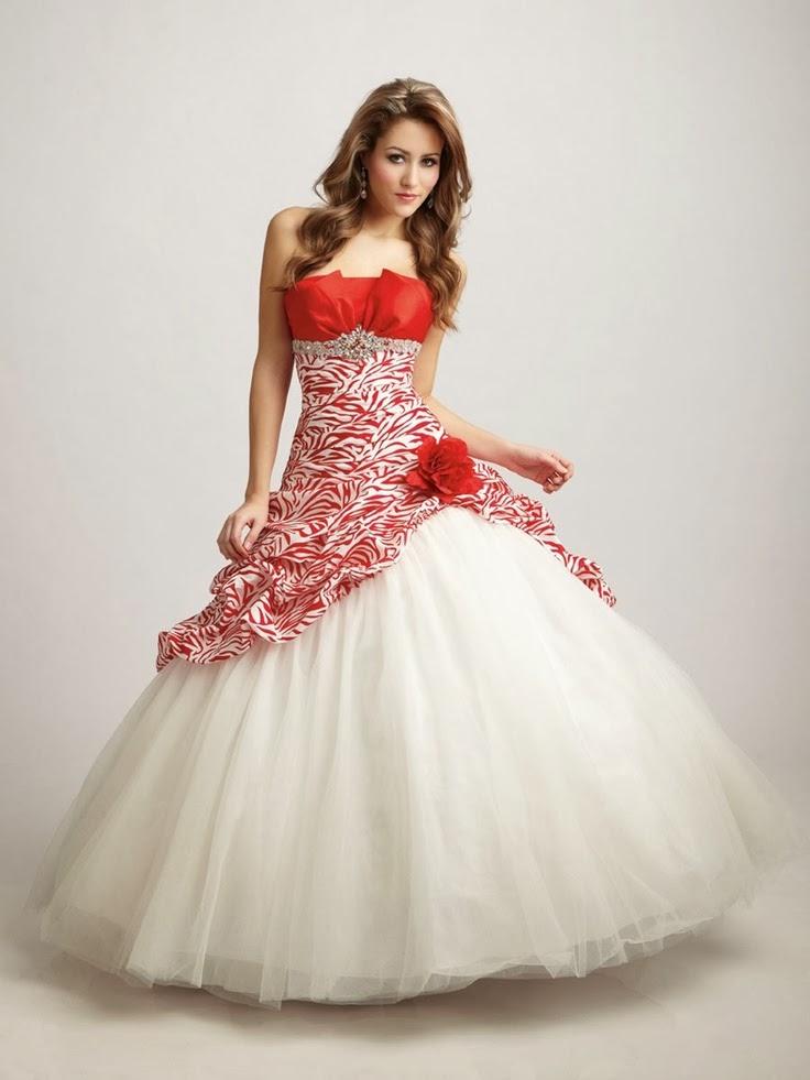 Lindos vestidos de 15 años estilo princesa | Moda 2014 | Vestidos ...