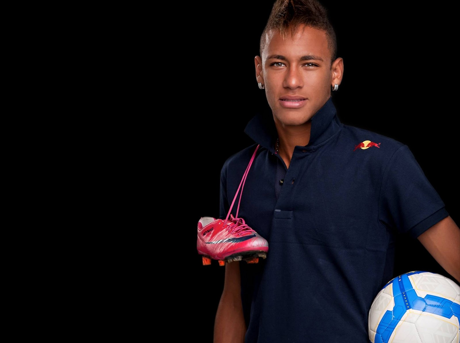 Neymar JR Nike 2013 Wallpapers 1600X1200