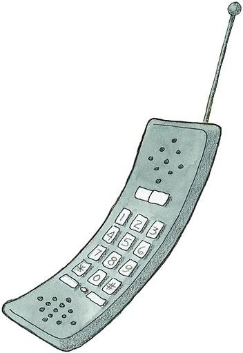 Dibujo telefono movil para imprimir imagenes y dibujos for Moviles modernos