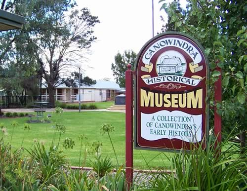 Canowindra Historical Museum
