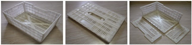 Caixa dobrável CD-240