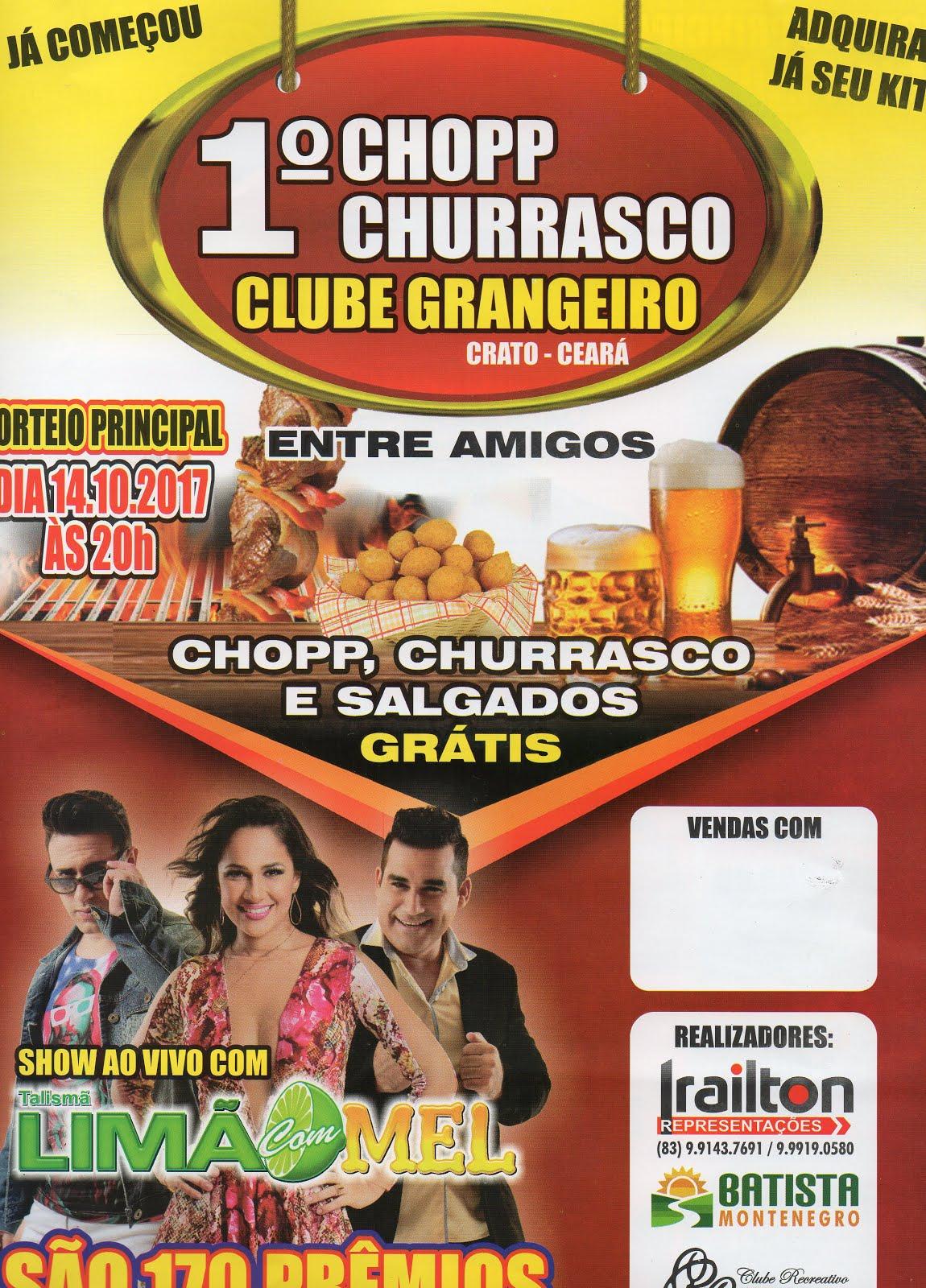 O CLUBE RECREATIVO GRANGEIRO