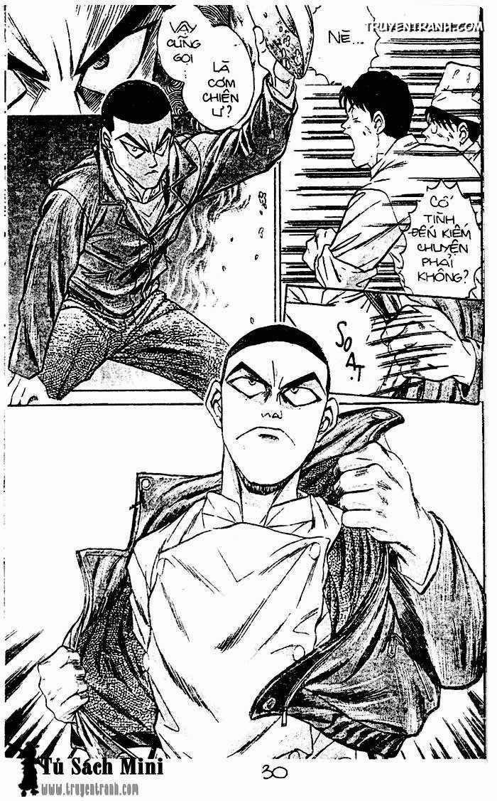 Đầu bếp siêu đẳng (Iron Wok Jan) Chapter 1 - Trang 30