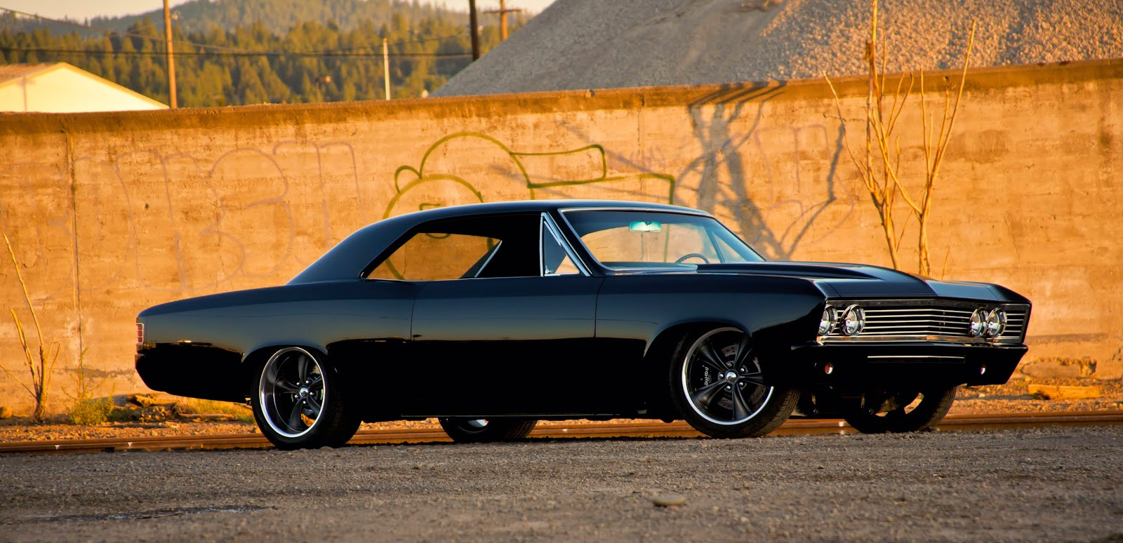 Canton Akron Classic Car Rims