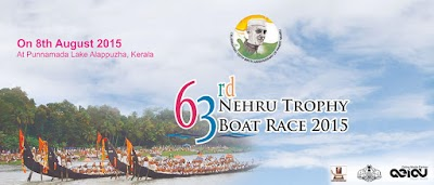 63rd Edition of Nehru Trophy Boat Race : BOOK NOW