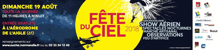 FETE DU CIEL - le blog