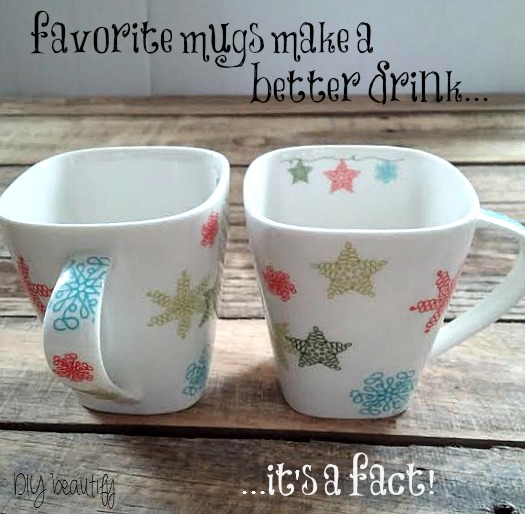 favorite christmas mugs