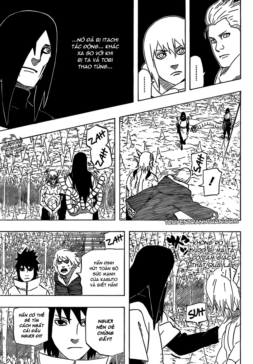 Naruto - Chapter 593 - Pic 14
