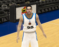 Euroleague 2K12 nba mod player 1
