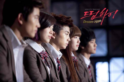 Pink diary dream high korean drama review