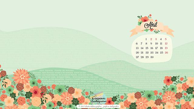 Calendario-Abril-OdiseaGráfica