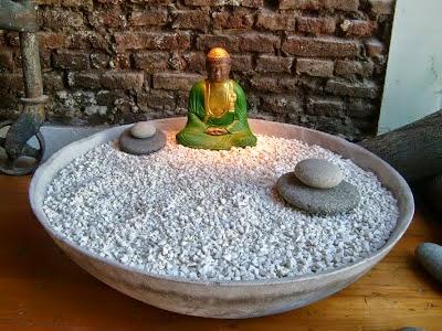 El poder de las piedras preciosas tu jard n japon s - Como hacer un jardin japones ...