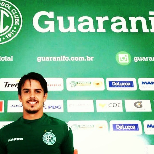 GUARANI FC - Nova contratação 2015