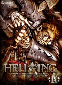 hellsing ultimate ova ix extras anuncio