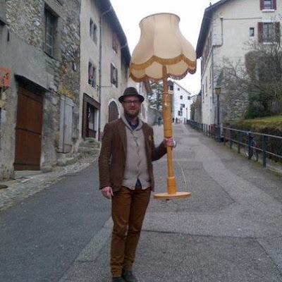 lampadaire crochet tricot karelle dutarte schwartzmann