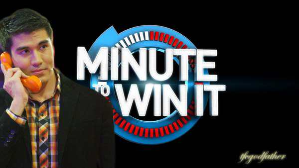 Minute To Win It January 21, 2013