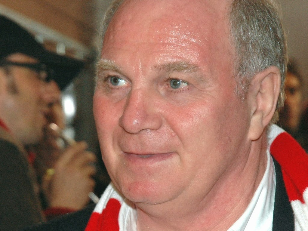 "Former president of ""Bavaria"" Hoeness allowed to leave prison for work"