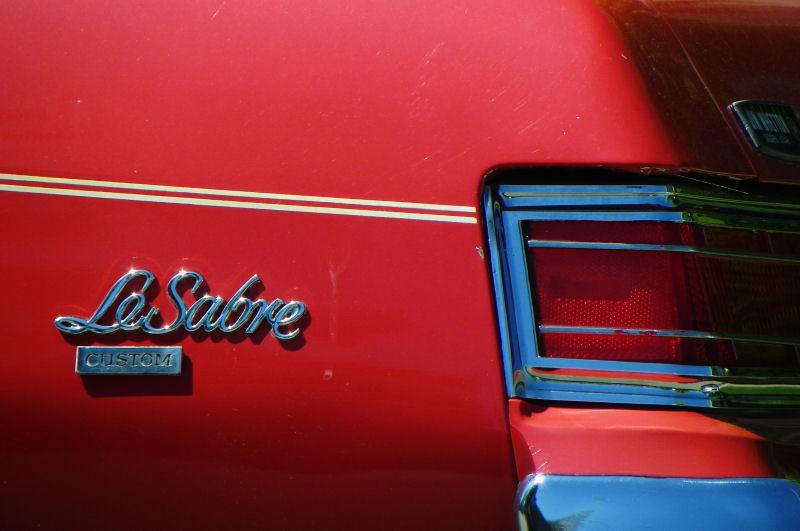 California streets san ramon street sighting 1976 buick lesabre custom