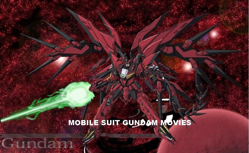 gundam movies
