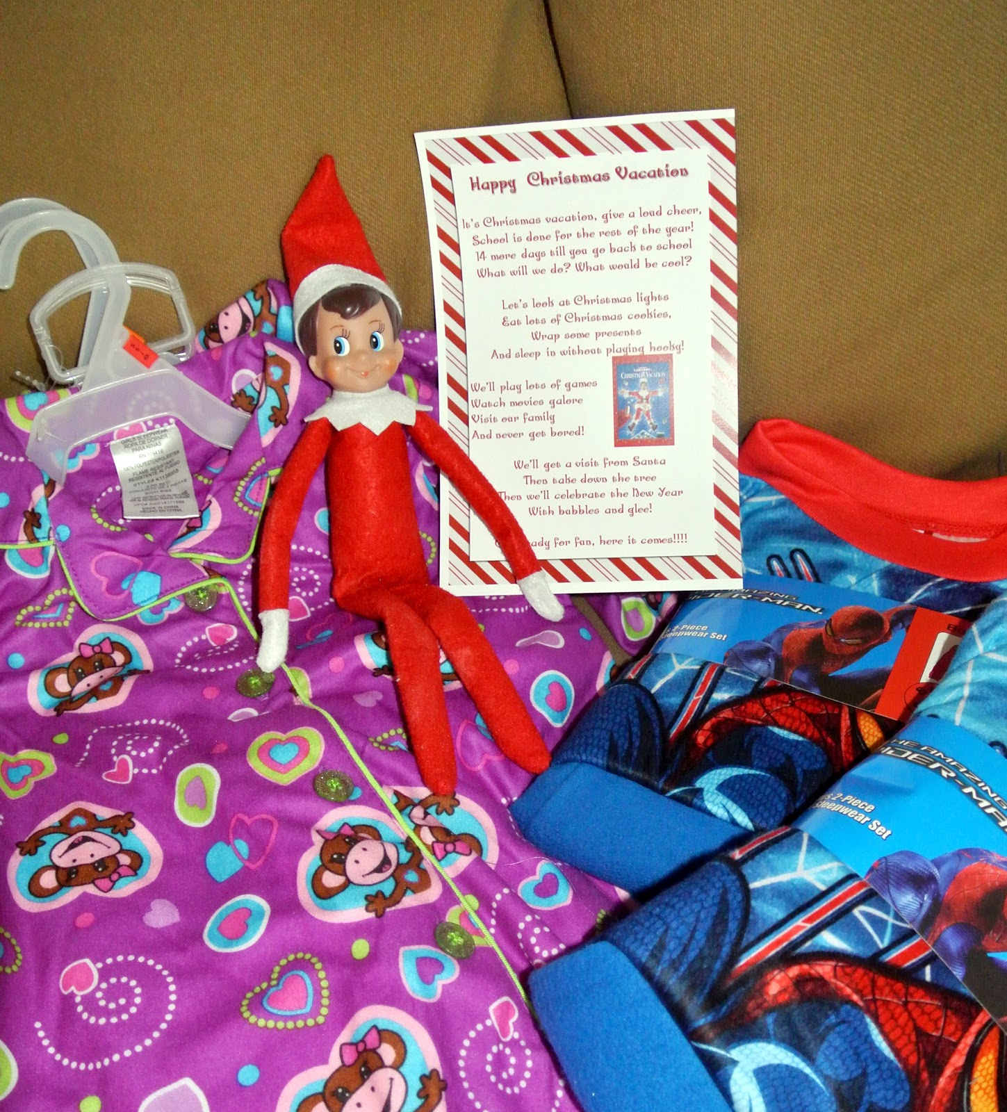 """Everyday is a """"Hollyday""""!: Elf on the Shelf"""
