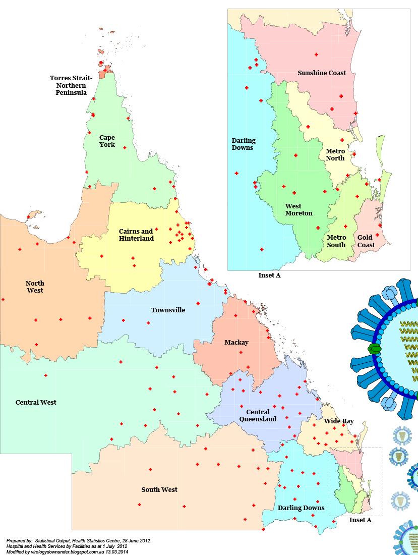 influenza viruses in queensland australia 03 mar 201409 2014