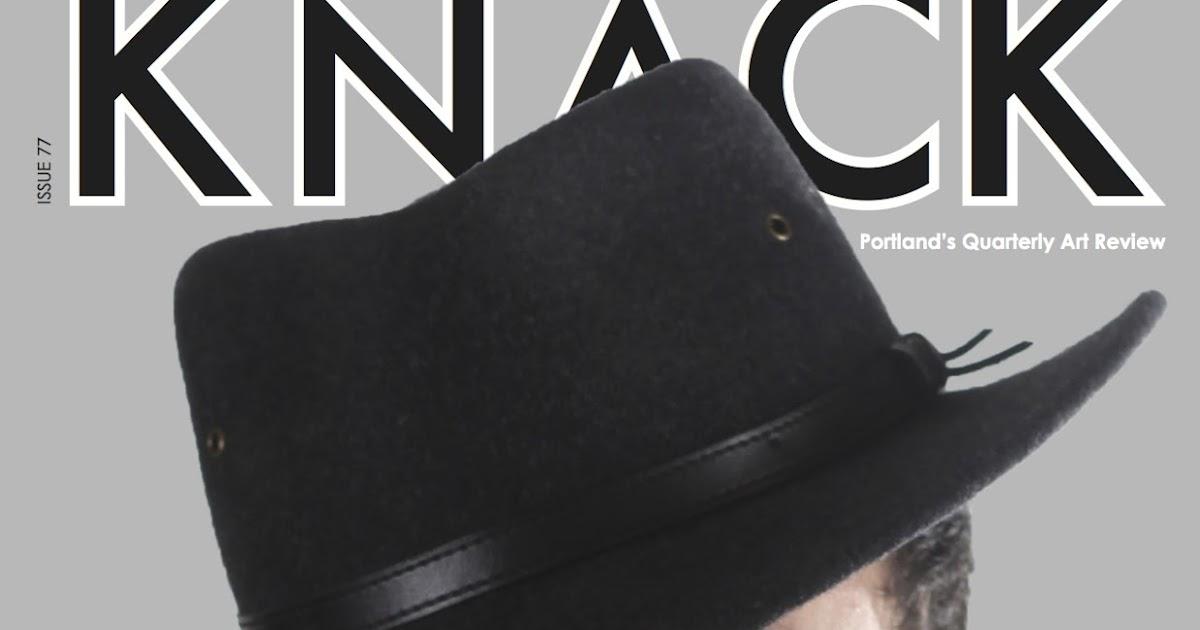 Portfolio: KNACK Magazine (Layout Design)