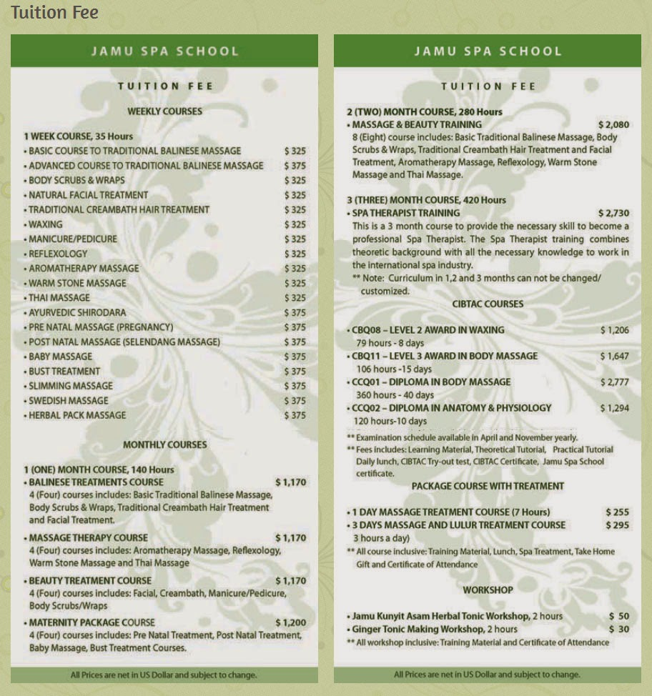 http://www.balispacentre.com/spa/member/jamu_spa_school-2/menu