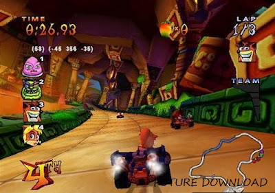 Downaload Crash Team Racing