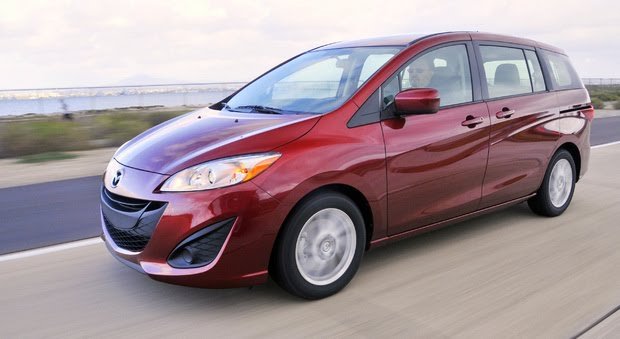 2012 Mazda5 Review