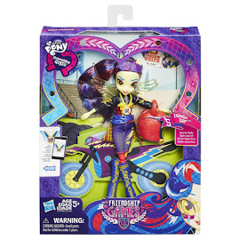 MLP Equestria Girls Friendship Games Sporty Style Deluxe Indigo Zap Doll