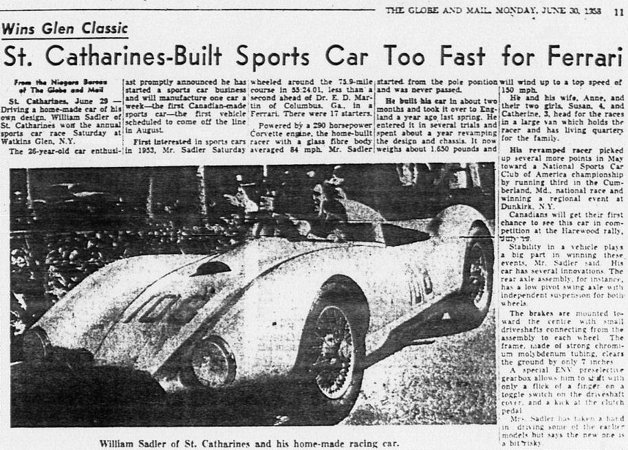 racin\' thru the raindrops: Bill Sadler at Mission Vintage sports ...