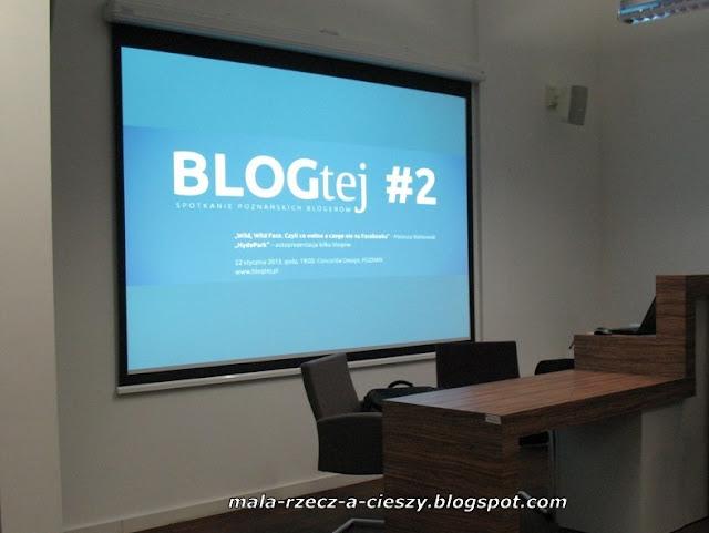 Relacja z 2 spotkania poznańskich blogerów BLOGtej