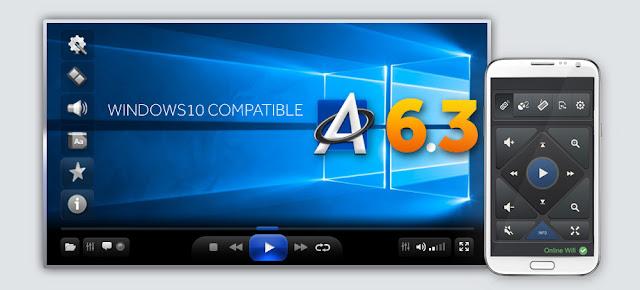 تعرف على البرنامج المميز allplayer لتشغيل جميع صيغ الفيديو والصوت