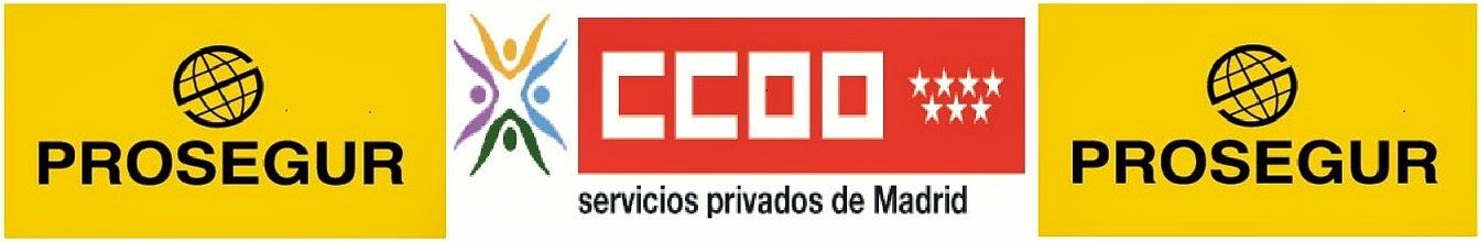 CC.OO. PROSEGUR MADRID