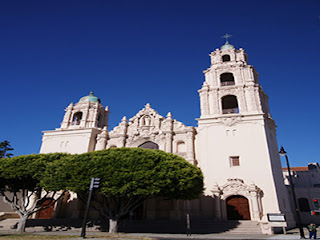 view of- Mission Dolores- San Francisco
