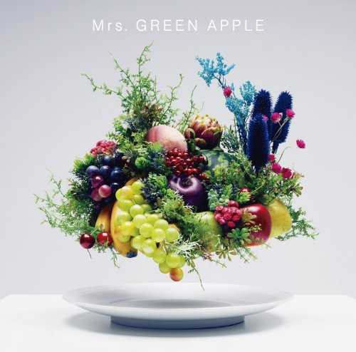 [Album] Variety / Mrs.GREEN APPLE (2015.07.08/MP3/RAR)