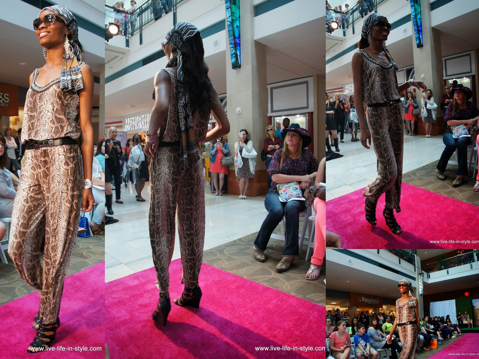 Event Recap Macy S Secret Garden Fashion Show With