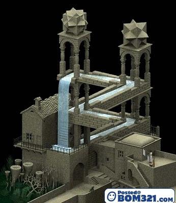 Struktur Yang Mustahil