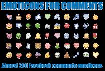 Emoticon Facebook Terbaru untuk Komentar