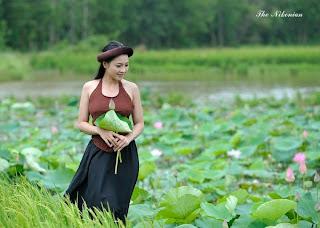 Thai nha van lo nhu hoa 032 Trọn bộ ảnh Thái Nhã Vân lộ nhũ hoa cực đẹp