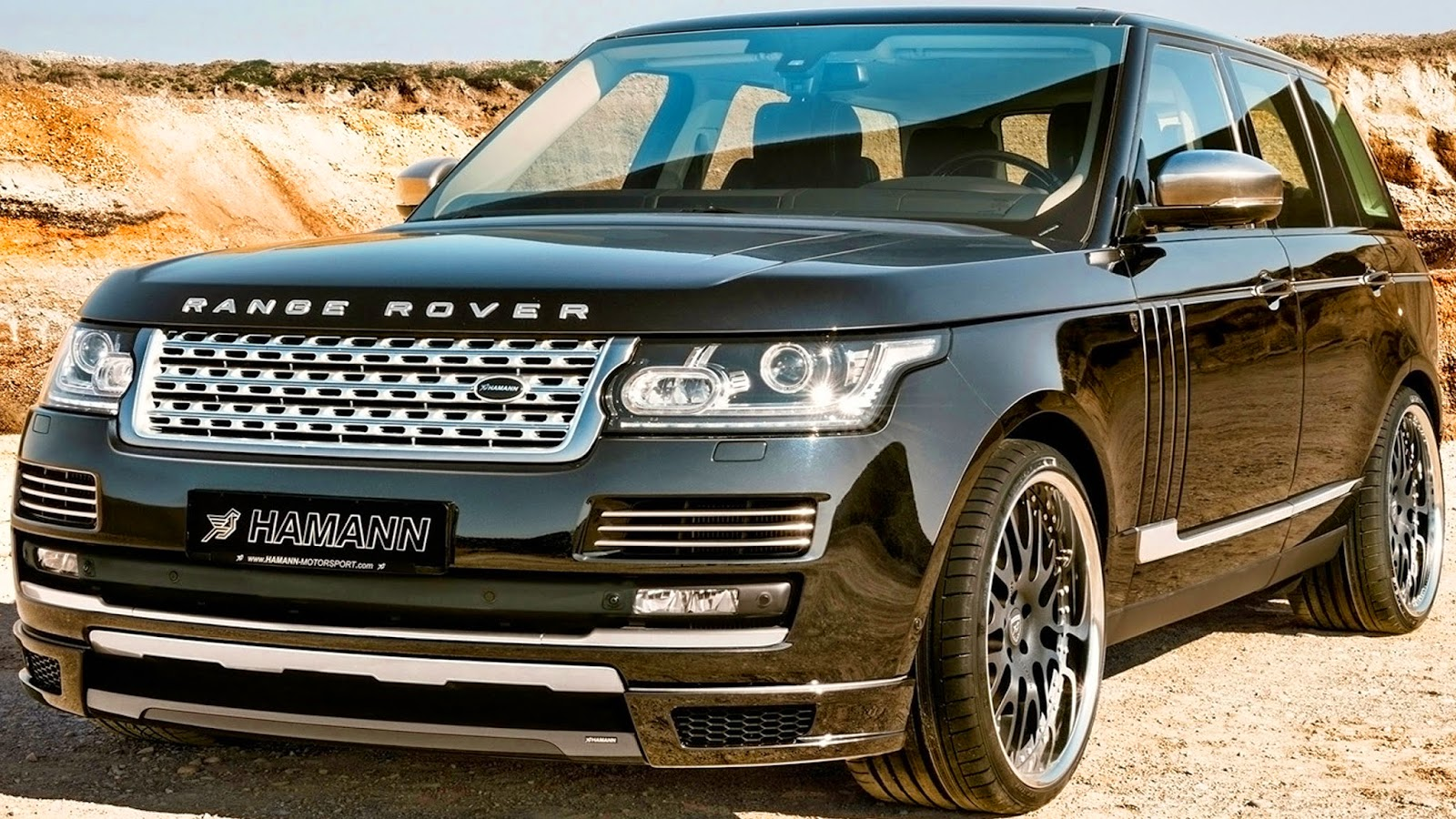 hamann land rover range rover vogue 2014 aro 23 500 cv carwp. Black Bedroom Furniture Sets. Home Design Ideas
