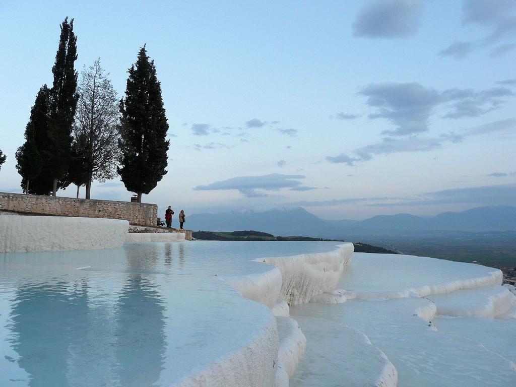World Of Mysteries: Pamukkale – Turkey's Cotton Castle