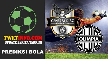 Prediksi General Diaz vs Olimpia