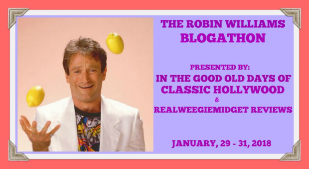 Robin Williams Blogathon