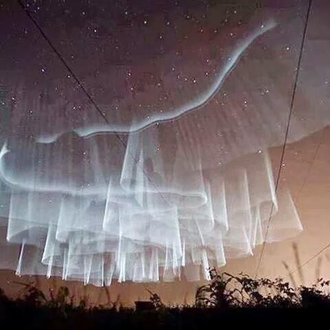Aurora Boreal para Cosas que seiento