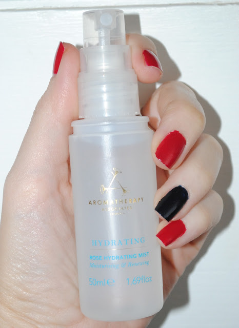 Aromatherapy Associates Rose Hydrating Mist Review