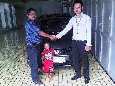 Honda Bandung Transaksi JAZZ