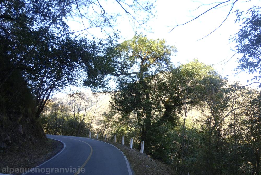 Salta, Jujuy, ruta 9